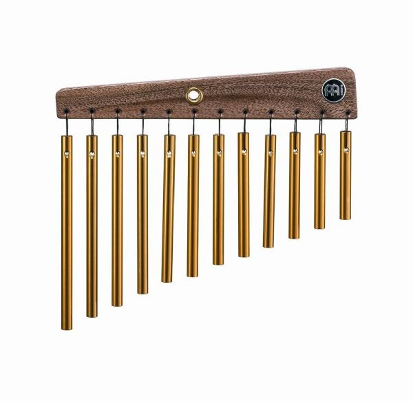 Meinl Percussion  Chimes 12 Bars  Gold / Aluminium - CH12 - Best seller